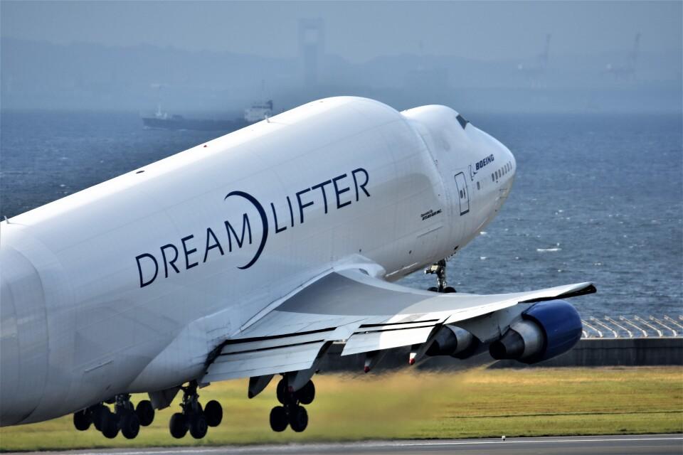 MSN/PFさんのボーイング Boeing 747-400 (N780BA) 航空フォト
