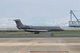 PW4090さんが、関西国際空港で撮影したプライベートエア G650 (G-VI)の航空フォト(飛行機 写真・画像)