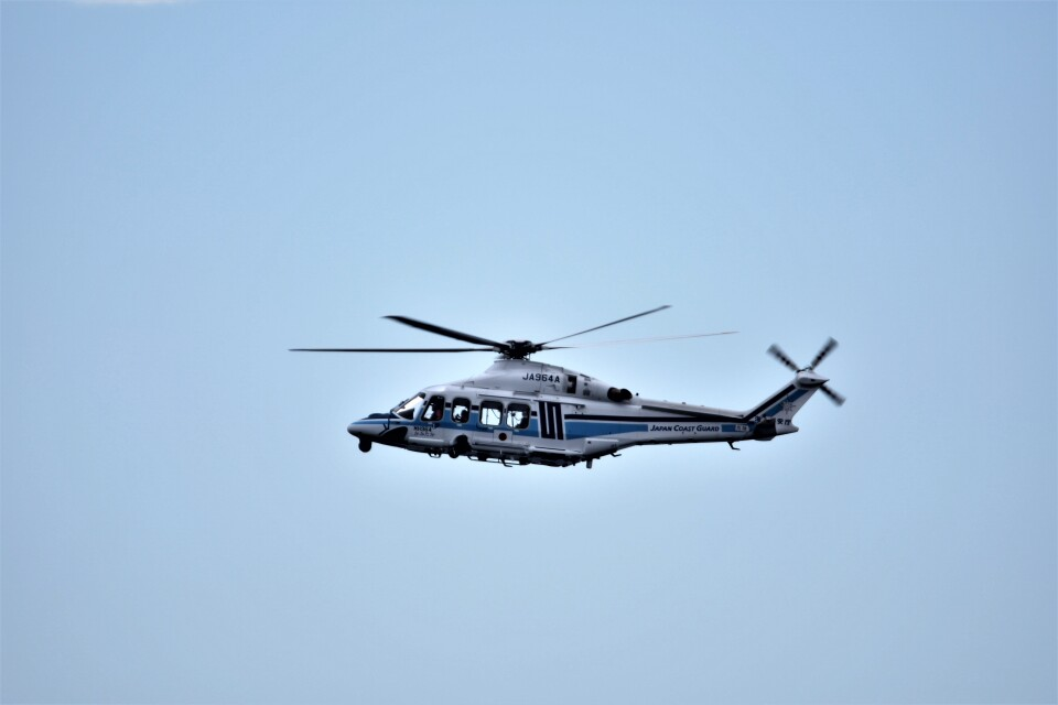 MSN/PFさんの海上保安庁 AgustaWestland AW139 (JA964A) 航空フォト