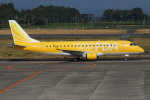 TIA spotterさんが、鹿児島空港で撮影したフジドリームエアラインズ ERJ-170-200 (ERJ-175STD)の航空フォト(飛行機 写真・画像)