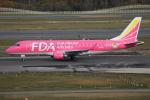 TIA spotterさんが、新千歳空港で撮影したフジドリームエアラインズ ERJ-170-200 (ERJ-175STD)の航空フォト(飛行機 写真・画像)