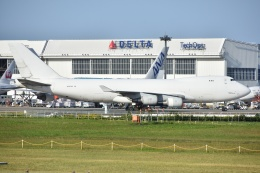 Izumixさんが、成田国際空港で撮影したアトラス航空 747-4KZF/SCDの航空フォト(飛行機 写真・画像)