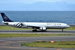 MSN/PFさんが、中部国際空港で撮影したチャイナエアライン A330-302の航空フォト(飛行機 写真・画像)