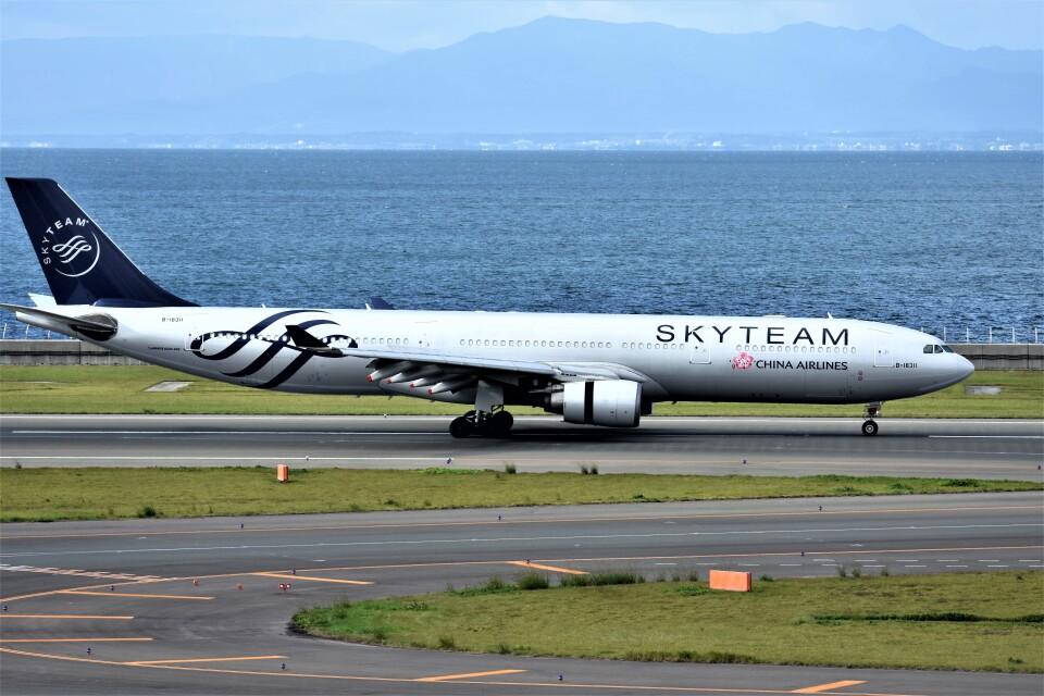 MSN/PFさんのチャイナエアライン Airbus A330-300 (B-18311) 航空フォト