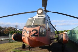KAZFLYERさんが、ユーカリ交通公園(千葉県松戸市)で撮影した海上自衛隊 S-62Jの航空フォト(飛行機 写真・画像)