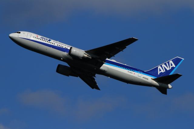 twining07さんが、羽田空港で撮影した全日空 767-381/ERの航空フォト(飛行機 写真・画像)