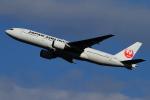 twining07さんが、羽田空港で撮影した日本航空 777-289の航空フォト(飛行機 写真・画像)