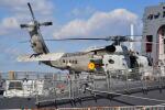 md11jbirdさんが、大阪港で撮影した海上自衛隊 SH-60Jの航空フォト(飛行機 写真・画像)