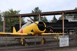 KAZFLYERさんが、鎌ヶ谷市制記念公園(千葉県鎌ヶ谷市)で撮影した海上自衛隊 SNJ-5 Texanの航空フォト(飛行機 写真・画像)