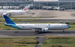 airbandさんが、羽田空港で撮影したガルーダ・インドネシア航空 A330-941の航空フォト(飛行機 写真・画像)