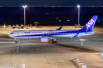 kuraykiさんが、羽田空港で撮影した全日空 767-381/ERの航空フォト(飛行機 写真・画像)