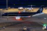 kuraykiさんが、羽田空港で撮影したスターフライヤー A320-214の航空フォト(飛行機 写真・画像)