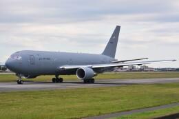 デルタおA330さんが、横田基地で撮影したアメリカ空軍 KC-46A Pegasus (767-2LKC)の航空フォト(飛行機 写真・画像)