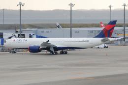 きんめいさんが、中部国際空港で撮影したデルタ航空 A330-941の航空フォト(飛行機 写真・画像)