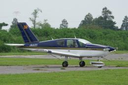 神宮寺ももさんが、大利根飛行場で撮影した日本個人所有 TB-10 Tobagoの航空フォト(飛行機 写真・画像)