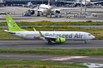 sonnyさんが、羽田空港で撮影したソラシド エア 737-86Nの航空フォト(飛行機 写真・画像)