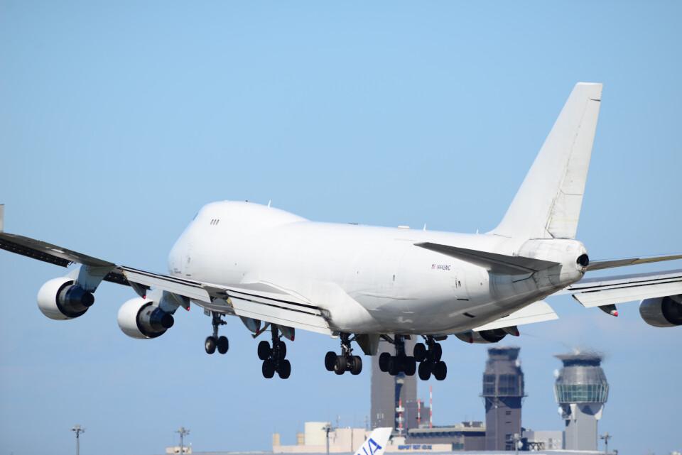 brasovさんのアトラス航空 Boeing 747-400 (N445MC) 航空フォト