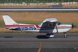 MOR1(新アカウント)さんが、鹿児島空港で撮影した日本法人所有 R172K Hawk XP IIの航空フォト(飛行機 写真・画像)