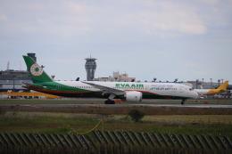 m_aereo_iさんが、成田国際空港で撮影したエバー航空 787-9の航空フォト(飛行機 写真・画像)
