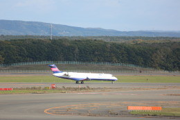 meijeanさんが、新千歳空港で撮影したアイベックスエアラインズ CL-600-2C10 Regional Jet CRJ-702の航空フォト(飛行機 写真・画像)