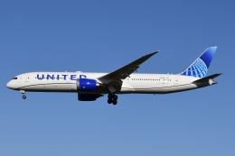 Timothyさんが、成田国際空港で撮影したユナイテッド航空 787-9の航空フォト(飛行機 写真・画像)