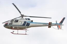 MOR1(新アカウント)さんが、名古屋飛行場で撮影した中日本航空 AS350B Ecureuilの航空フォト(飛行機 写真・画像)