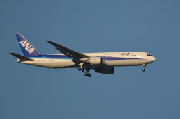 sukiさんが、羽田空港で撮影した全日空 767-381/ERの航空フォト(飛行機 写真・画像)