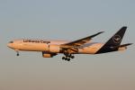 ゴンタさんが、成田国際空港で撮影したルフトハンザ・カーゴ 777-FBTの航空フォト(飛行機 写真・画像)