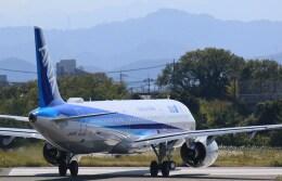 kazutoさんが、米子空港で撮影した全日空 A321-272Nの航空フォト(飛行機 写真・画像)