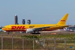 walker2000さんが、成田国際空港で撮影したDHL 777-FZNの航空フォト(飛行機 写真・画像)