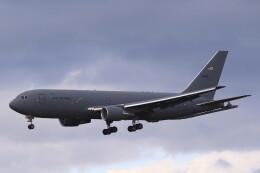 MH-38Rさんが、三沢飛行場で撮影したアメリカ空軍 KC-46A Pegasus (767-2LKC)の航空フォト(飛行機 写真・画像)
