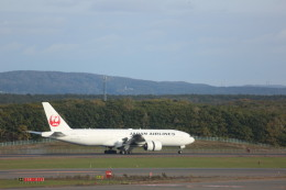 meijeanさんが、新千歳空港で撮影した日本航空 777-289の航空フォト(飛行機 写真・画像)