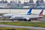 sonnyさんが、羽田空港で撮影したアメリカン航空 787-9の航空フォト(飛行機 写真・画像)