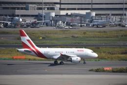セッキーさんが、羽田空港で撮影したユニバーサルエンターテインメント A318-112 CJ Eliteの航空フォト(飛行機 写真・画像)