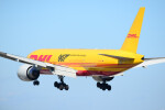 brasovさんが、成田国際空港で撮影したDHL 777-FZNの航空フォト(飛行機 写真・画像)