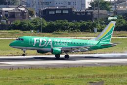yabyanさんが、名古屋飛行場で撮影したフジドリームエアラインズ ERJ-170-100 SU (ERJ-170SU)の航空フォト(飛行機 写真・画像)