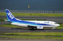 LEGACY-747さんが、羽田空港で撮影したエアーネクスト 737-54Kの航空フォト(飛行機 写真・画像)