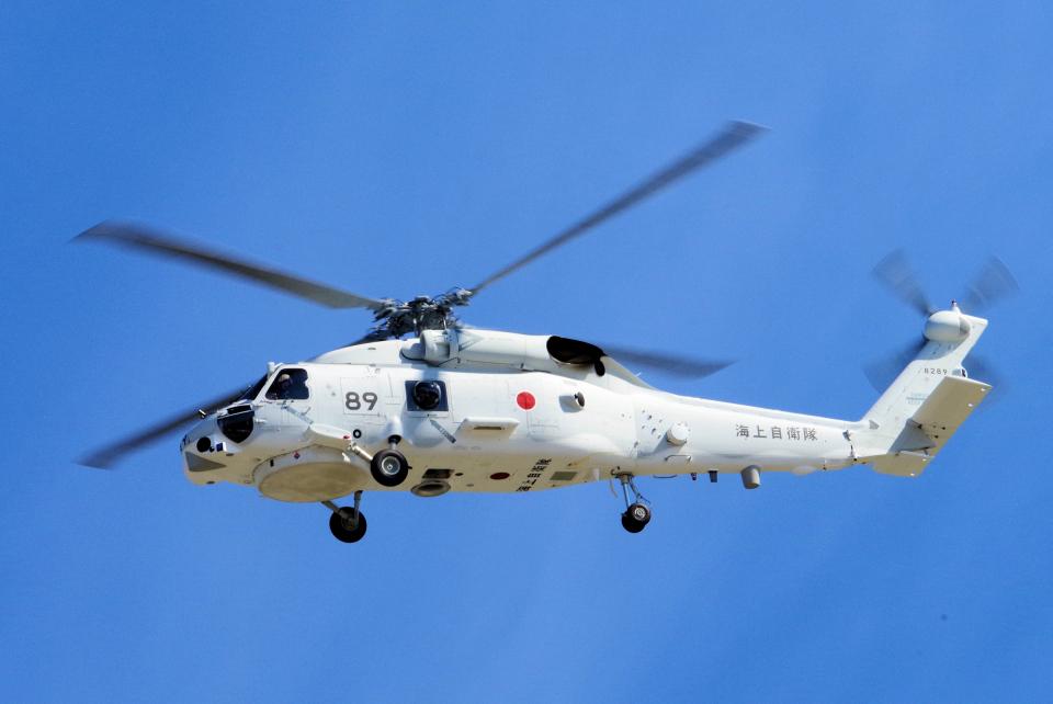 yabyanさんの海上自衛隊 Mitsubishi SH-60J (8289) 航空フォト