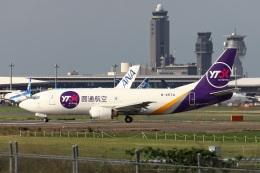 kan787allさんが、成田国際空港で撮影したYTOカーゴ・エアラインズ 737-37Kの航空フォト(飛行機 写真・画像)