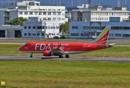 鈴鹿@風さんが、名古屋飛行場で撮影したフジドリームエアラインズ ERJ-170-100 (ERJ-170STD)の航空フォト(飛行機 写真・画像)