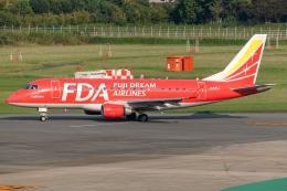 Ariesさんが、福岡空港で撮影したフジドリームエアラインズ ERJ-170-100 (ERJ-170STD)の航空フォト(飛行機 写真・画像)