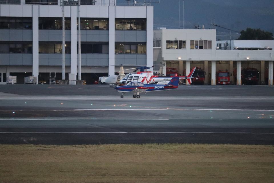 flyflygoさんの日本個人所有 Fuji FA-200 Aero Subaru (JA3625) 航空フォト