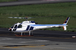 K.Sさんが、名古屋飛行場で撮影した中日本航空 AS350B Ecureuilの航空フォト(飛行機 写真・画像)