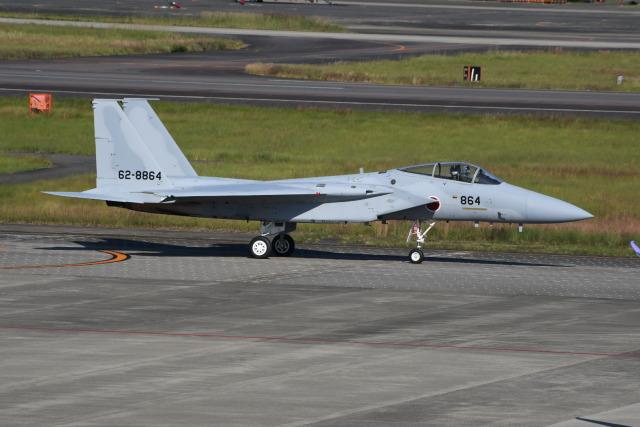 シュウさんが、名古屋飛行場で撮影した航空自衛隊 F-15J Eagleの航空フォト(飛行機 写真・画像)