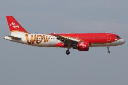 つみネコ♯2さんが、クアラルンプール国際空港で撮影したインドネシア・エアアジア A320-216の航空フォト(飛行機 写真・画像)