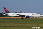 tassさんが、成田国際空港で撮影したデルタ航空 777-232/LRの航空フォト(飛行機 写真・画像)