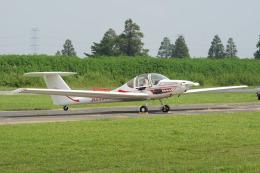 神宮寺ももさんが、大利根飛行場で撮影した日本モーターグライダークラブ G109Bの航空フォト(飛行機 写真・画像)