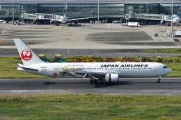 JA8101さんが、羽田空港で撮影した日本航空 767-346/ERの航空フォト(飛行機 写真・画像)