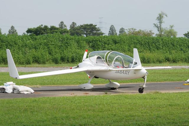 神宮寺ももさんが、大利根飛行場で撮影した日本個人所有 SC-01B-160 Speed Canardの航空フォト(飛行機 写真・画像)