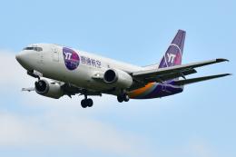 saoya_saodakeさんが、成田国際空港で撮影したYTOカーゴ・エアラインズ 737-37Kの航空フォト(飛行機 写真・画像)